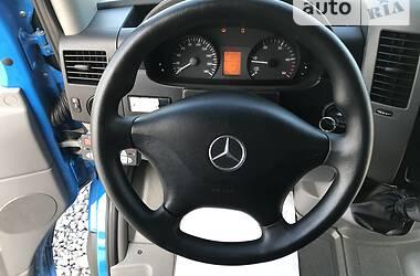 Рефрижератор Mercedes-Benz Sprinter 316 груз. 2015 в Ровно