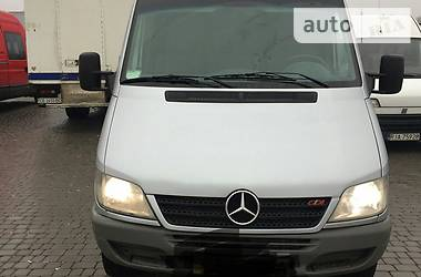 Mercedes-Benz Sprinter 316 пасс. 2004