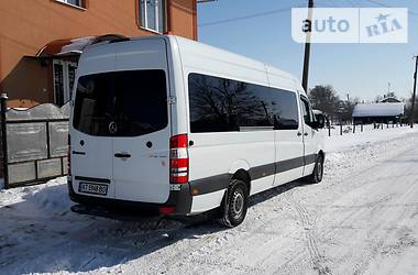 Mercedes-Benz Sprinter 316 пасс. 2012