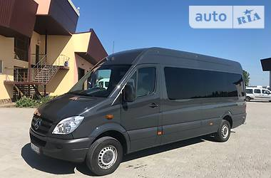 Mercedes-Benz Sprinter 316 пасс. 2012 в Староконстантинове
