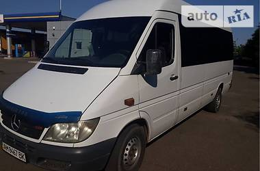 Mercedes-Benz Sprinter 316 пасс. 2005 в Киеве