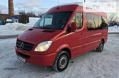 Mercedes-Benz Sprinter 316 пасс. 2012 в Коломые