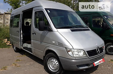 Mercedes-Benz Sprinter 316 пасс. 2005 в Ровно