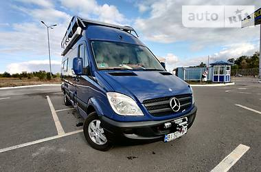 Mercedes-Benz Sprinter 316 пасс. 2011 в Полтаве
