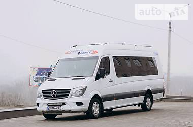 Mercedes-Benz Sprinter 316 пасс. 2010 в Сумах