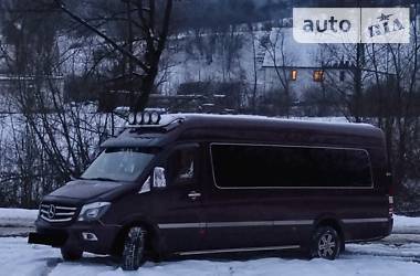 Mercedes-Benz Sprinter 316 пасс. 2012 в Тячеве