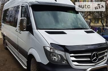 Другой Mercedes-Benz Sprinter 316 пасс. 2015 в Ивано-Франковске
