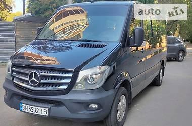 Микроавтобус (от 10 до 22 пас.) Mercedes-Benz Sprinter 316 пасс. 2015 в Одессе