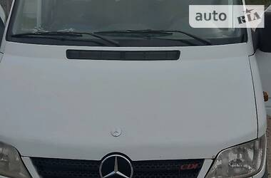 Mercedes-Benz Sprinter 319 груз.-пасс. 2001 в Никополе