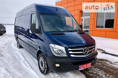 Mercedes-Benz Sprinter 319 груз. Long 2016