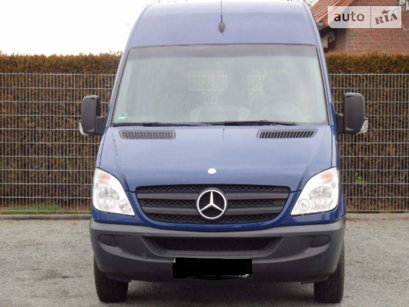 Mercedes-Benz Sprinter 319 груз. 2009 в Луцке