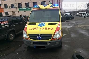 Mercedes-Benz Sprinter 319 груз. 2011 в Киеве