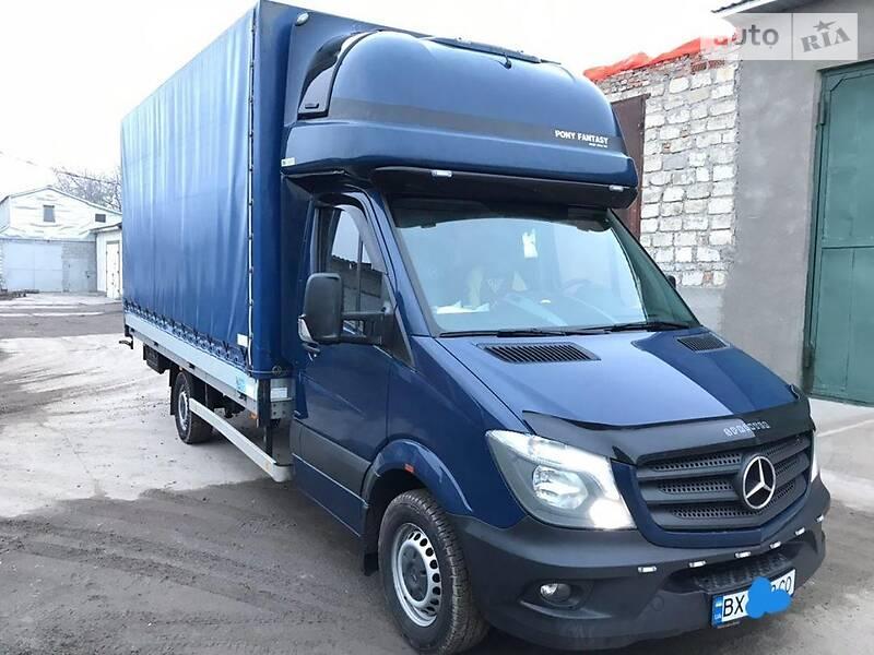 Mercedes-Benz Sprinter 319 груз. 2016 в Хмельницком