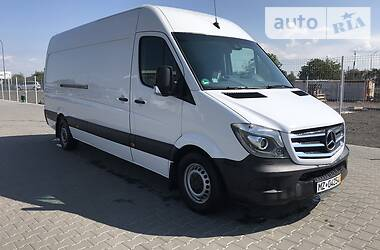 Mercedes-Benz Sprinter 319 груз. 2016 в Нововолынске