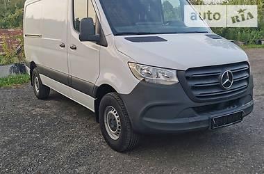 Микроавтобус грузовой (до 3,5т) Mercedes-Benz Sprinter 319 груз. 2019 в Долине