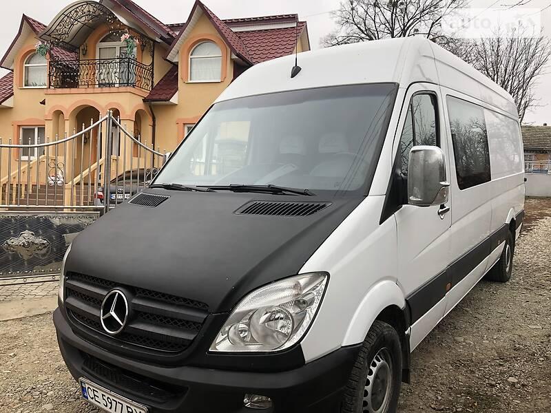 Mercedes-Benz Sprinter 319 пасс. 2012 в Черновцах