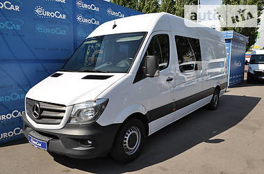 Mercedes-Benz Sprinter 319 пасс. 2016 в Киеве