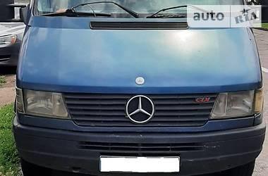 Другая спецтехника Mercedes-Benz Sprinter 412 груз. 1998 в Запорожье