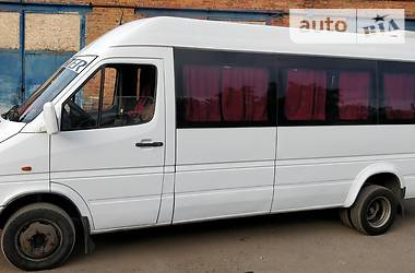 Mercedes-Benz Sprinter 412 пасс. 1995 в Алчевске