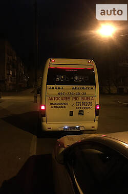 Микроавтобус (от 10 до 22 пас.) Mercedes-Benz Sprinter 412 пасс. 1997 в Кременчуге