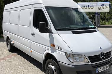 Mercedes-Benz Sprinter 413 груз. 2006 в Львове
