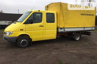 Mercedes-Benz Sprinter 413 груз. 2006 в Луцке