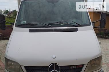 Mercedes-Benz Sprinter 413 груз. 2002 в Львове