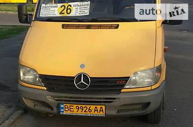 Mercedes-Benz Sprinter 413 пасс. 2002 в Николаеве
