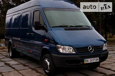 Mercedes-Benz Sprinter 416 груз. 2006 в Ровно