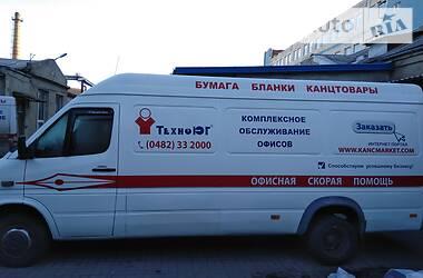 Микроавтобус грузовой (до 3,5т) Mercedes-Benz Sprinter 416 груз. 2001 в Одессе