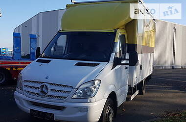 Mercedes-Benz Sprinter 516 груз. 2010 в Нововолынске