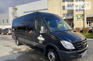 Mercedes-Benz Sprinter 516 пасс. 2010 в Луцке