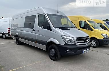 Микроавтобус грузовой (до 3,5т) Mercedes-Benz Sprinter 519 груз. 2017 в Виннице