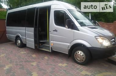 Туристический / Междугородний автобус Mercedes-Benz Sprinter 519 пасс. 2010 в Ровно