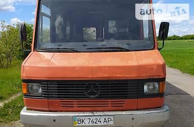 Микроавтобус (от 10 до 22 пас.) Mercedes-Benz T2 508 пасс 1994 в Ровно