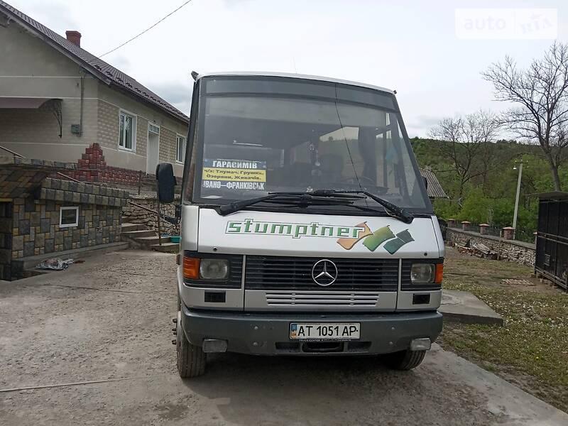 Mercedes-Benz T2 814 пасс 1992 в Ивано-Франковске