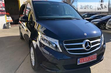 Mercedes-Benz V 220 CDI 4Matic Long