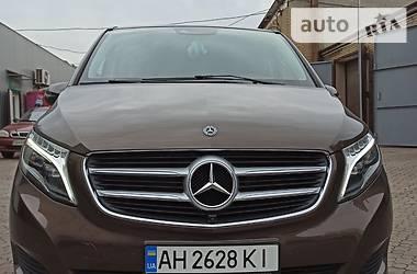 Mercedes-Benz V 220 2018 в Мариуполе