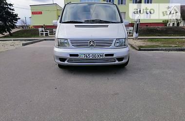 Mercedes-Benz V 220 2001 в Киеве