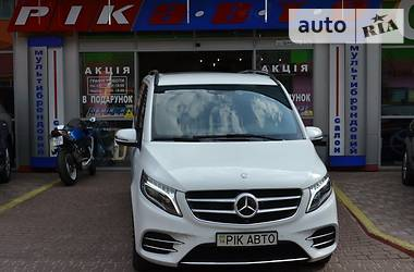 Mercedes-Benz V 250 CDI  BlueTEC 4MATIC