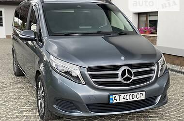 Минивэн Mercedes-Benz V 250 2015 в Коломые