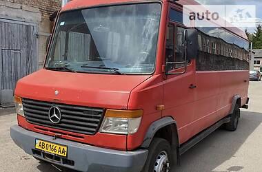 Микроавтобус (от 10 до 22 пас.) Mercedes-Benz Vario 614 2001 в Виннице