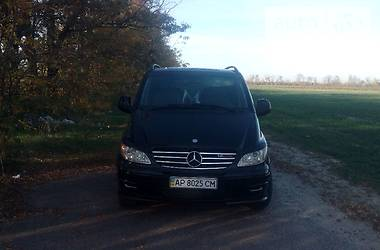 Mercedes-Benz Viano пасс. 2007 в Мелитополе