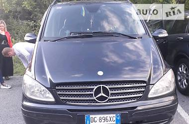 Mercedes-Benz Viano пасс. 2008 в Ивано-Франковске