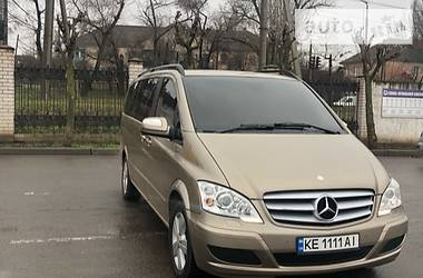 Mercedes-Benz Viano пасс. 2012 в Кривом Роге