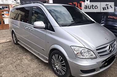 Mercedes-Benz Viano 2011 в Львове