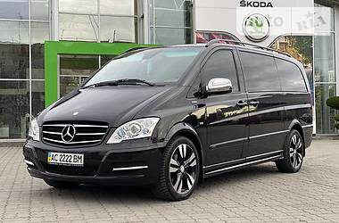 Mercedes-Benz Viano 2013 в Луцке