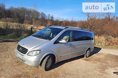 Mercedes-Benz Viano 2009 в Черновцах