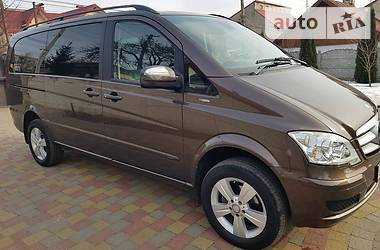 Mercedes-Benz Viano 2011 в Сокале