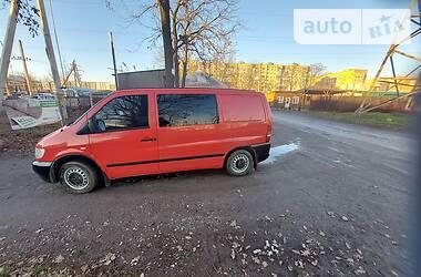 Легковой фургон (до 1,5 т) Mercedes-Benz Vito 108 2003 в Кропивницком